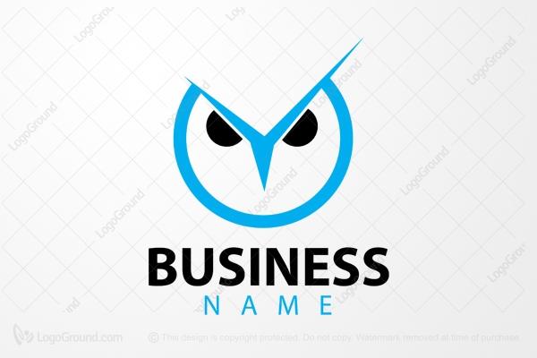 Owl Logo - Angryowl