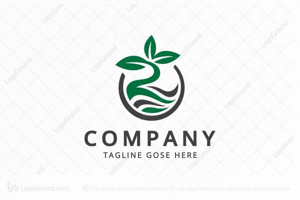 Logo for sale: Sprout Grow Logo