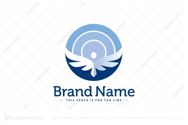 Exclusive Logo 145692 Angel Target Logo