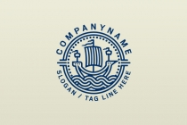 Old Ship Logo
