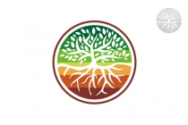 Tree And Roots Logo