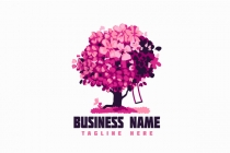 Dreamy Tree Logo