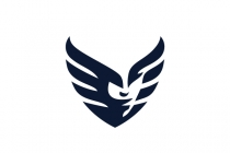 Face + Shield Logo