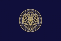 Luxury Lion  Logo