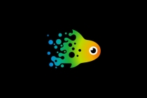 Bubble Fish Logo