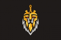 Lion Knight Logo