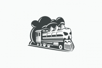 Ghost Train Logo