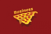 Pizza Plane Logo