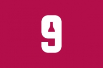 Nine Bottle Logo
