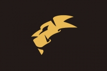 Lion Flag Logo