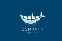 Shark Smile Logo