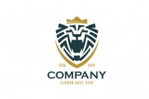 Stripe Tiger Logo