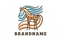 Horse In A Dream Logo