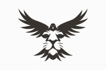Lion And Eagle Logo