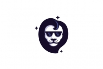 Superstar Lion Logo