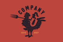 Chicken Knight Logo