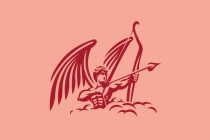 Cupid Archer Logo
