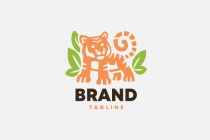 Tiger Leaves Logo