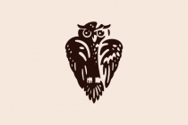 Owl Bird Logo