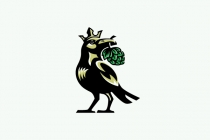 Brewing Crow Logo