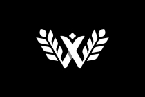 W Wheat Logo