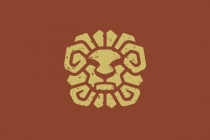 Ancient Lion Logo