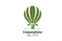 High Baloon Hemp Logo