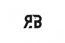 RB Or RPB Dog Logo