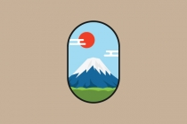 Fuji Mountain Logo