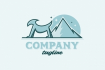 Ice Age Animal Logo