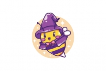 Bee Witch Logo