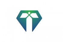 Diamond Axe Logo