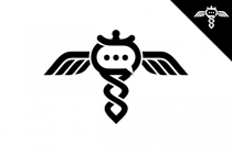 Caduceus Chat Logo