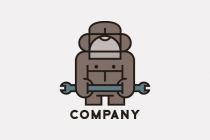 Monkey Wrench Logo