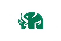 Elephant Herbal Logo