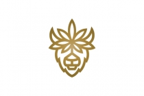 Cannabis Bison Logo