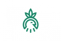 Hemp Bird Queen Logo