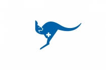 Medical Kangaroo Logo